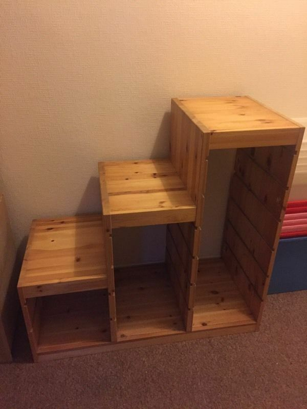 Step Storage Units X2   £45 Ono (storage Boxes NOT Included)