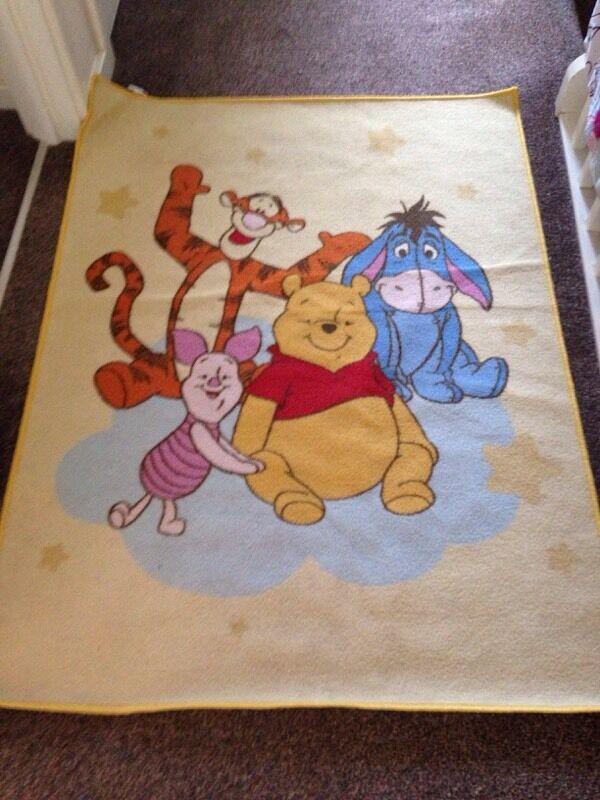 Perfect Winnie The Pooh Rug Nursery Child S Bedroom In Norwich Norfolk