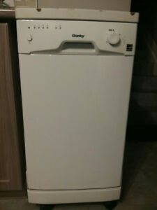 Apartment Size Dishwasher