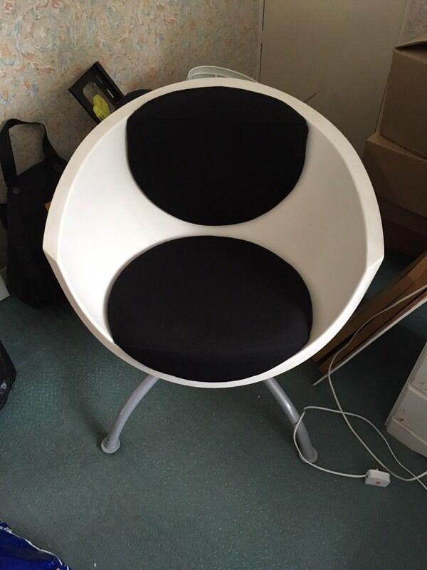 Captivating IKEA Half Egg Chair