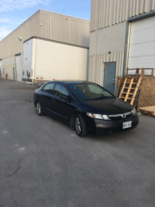 2009 Honda Civic Sport ( Manual)