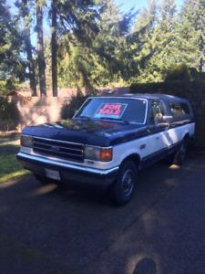 1990 Ford F-250 Pickup Truck & Truck Canopies | Kijiji in Nanaimo. - Buy Sell u0026 Save with ...