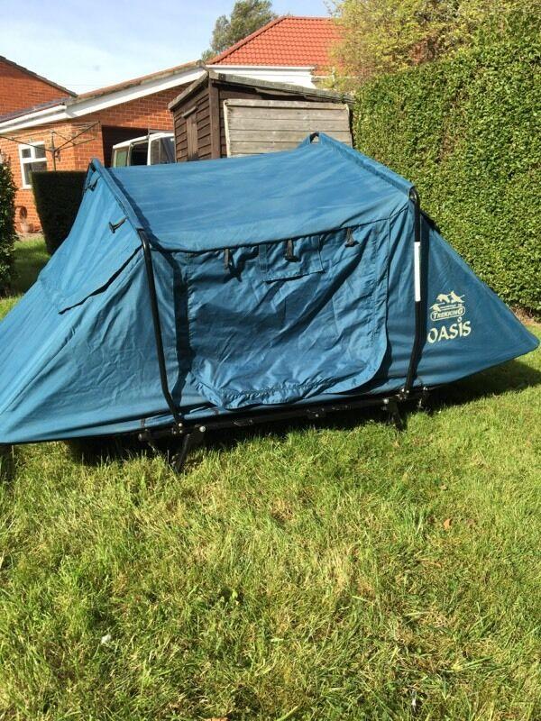 Oasis trekking rooftop tent & Oasis trekking rooftop tent | in Stockton-on-Tees County Durham ...