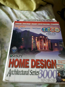 Home Design Architectural Series 3000 Software