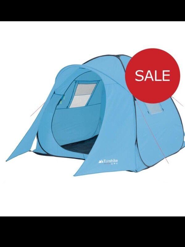 Huge euro hike pop up tent  sc 1 st  Gumtree & Huge euro hike pop up tent | in Hawkinge Kent | Gumtree