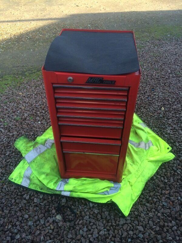MAC TOOLS Side Cabinet Tool Box