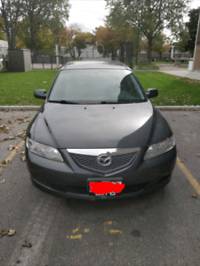 LOW KM   2004 Mazda 6 Sport Wagon