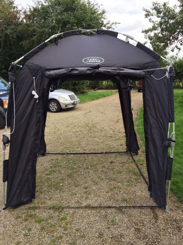 Landrover Discovery 3/4 khyam day tent & Landrover Discovery 3/4 khyam day tent | in York North Yorkshire ...