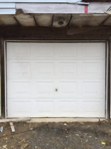insulated garage door 9u0027x7