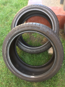 goodyear eagle ls2 runflat tires