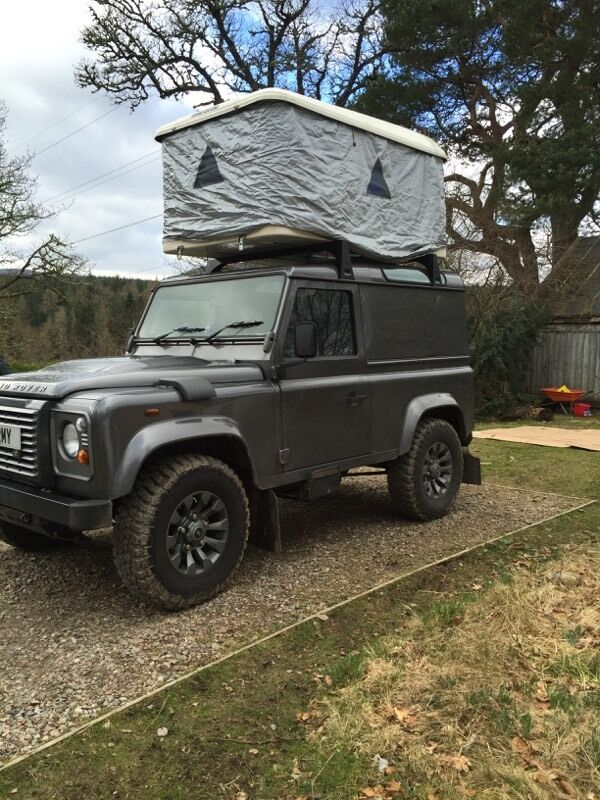 Landrover Defender Autohome Rooftent and roof bars & Landrover Defender Autohome Rooftent and roof bars | in Alness ... memphite.com