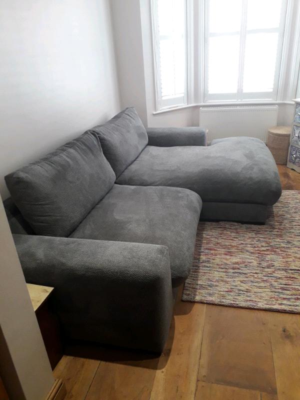 Virtually Brand New Furniture Village U0027Chillu0027 Reversible Chaise Sofa   In  Poole, Dorset   Gumtree