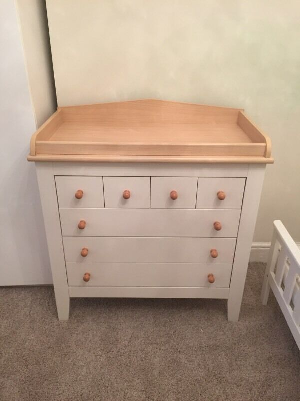 Awesome Mamas U0026 Papas Savannah Dresser With Draws (baby Changing Table)