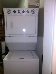 Stackable Washer And Dryer Apartment Size