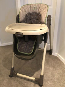 Graco  Mealtime  High Chair $90 & Graco High Chair | Buy or Sell Feeding u0026 High Chairs in Winnipeg ...