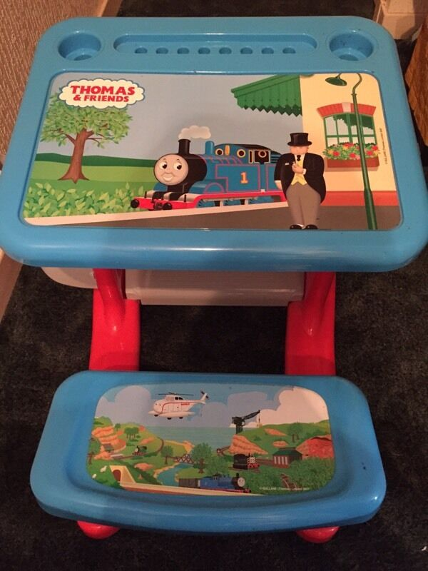 Thomas the tank engine art desk & Thomas the tank engine art desk | in Liberton Edinburgh | Gumtree islam-shia.org