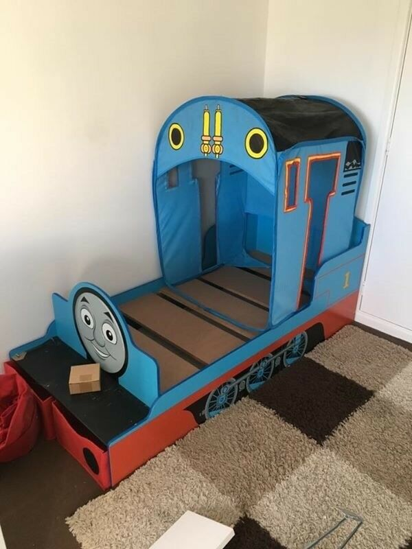 Thomas tank engine tent bed & Thomas tank engine tent bed | in Christchurch Dorset | Gumtree