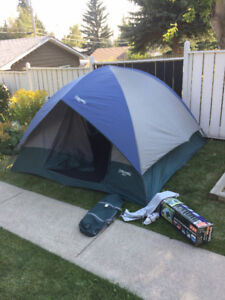 Spalding Tent & 9x9 Tents | Buy or Sell Fishing Camping u0026 Outdoor Equipment in ...