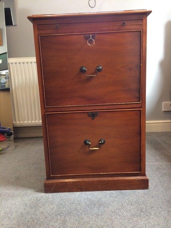 Quality 2 Drawer Pedestal Filing Cabinet