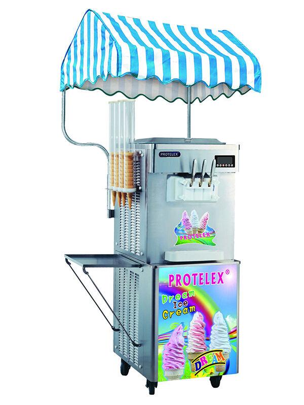 how to choose a soft serve ice cream machine - Soft Serve Ice Cream Maker
