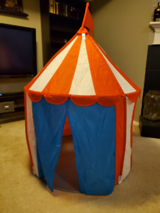 Ikea Childrenu0027s Tent + Play Tunnel + Busa Tent & Ikea Tent | Great Deals on Toys u0026 Games From Trainsets to ...