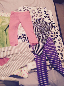 Lot de leggins fille 3 ans