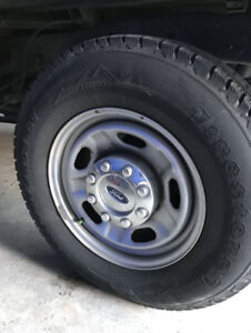 245/75R/17 Firestone Winterforce Lt