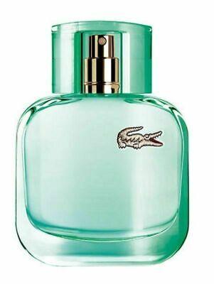 EAU DE LACOSTE L12.12 POUR ELLE NATURAL Perfume 3.0 oz edt NEW TESTER
