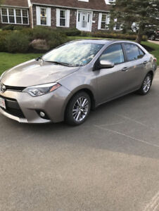 2014 Toyota Corolla for sale