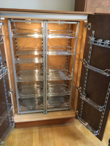 Innovative and Modern Pantry Unit