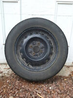 "4x 14"" STEEL RIMS 