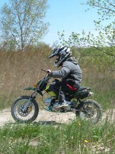 110 Dirt bike