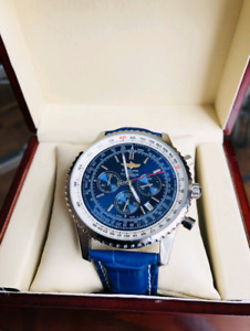 Brand New! Men's Watch Breitling - Free Delivery
