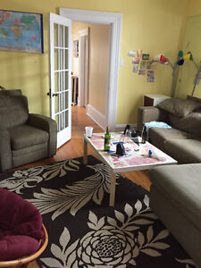 Roommate wanted for a 4 bedroom apartment