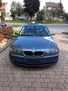 2004 BMW 3-Series 325i Berline