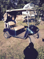 2004 GAS EZ-GO GOLF CART