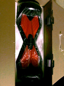 8 INCH Hoverboard WITH BLUETOOTH SPEAKER RED