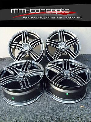 20 Zoll Alu Felgen für VW Passat Phaeton V10 Scirocco R Tiguan Mercedes ML GLK E