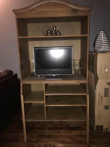 Moving has to go! Tv unit
