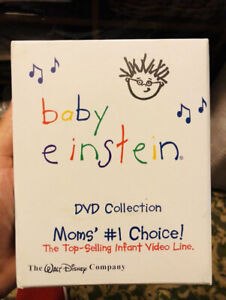 Baby Einstein DVD Collection:Sealed Box - FRee Delivery