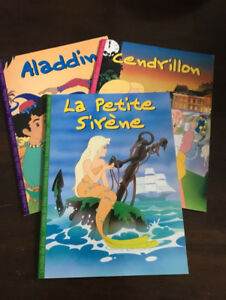 New Kids French Books
