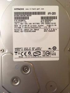LNIB Hitachi 1TB HDD