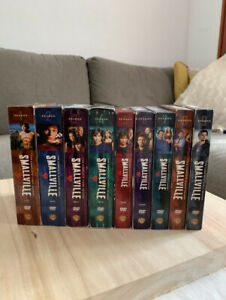 SMALLVILLE DVD COMPLETE SET/ SEASONS 1-9/ONLY $20.00