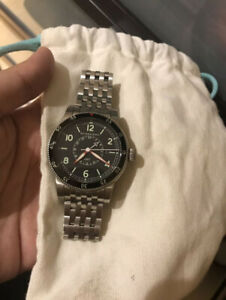 Mens burberry watch for sale