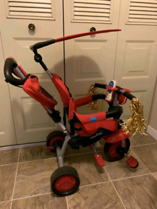 Tricycle SmarTike 3 in 1 bicycle great condition