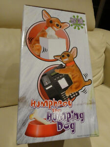 Humphrey the Humping Hound - Brand new In the Box -15 years Old Kitchener / Waterloo Kitchener Area image 6