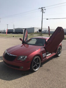 2004 Chrysler crossfire custom $10k in Extras TRADES?