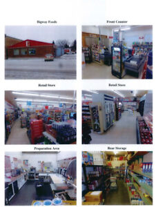GROCERY STORE ASKING FOR $1650000.(SASKATCHEWAN)