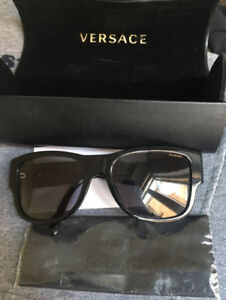 VERSACE Polarized Sunglasses (2)