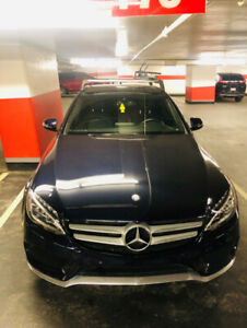 $1K Cash back up front - 2016 Mercedes C300 w/ AMG Package